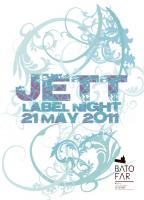 JETT Records label night @ Batofar