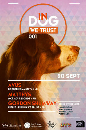 in dog we trust #001