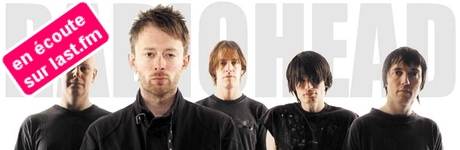 radiohead In Rainbows sur last.fm