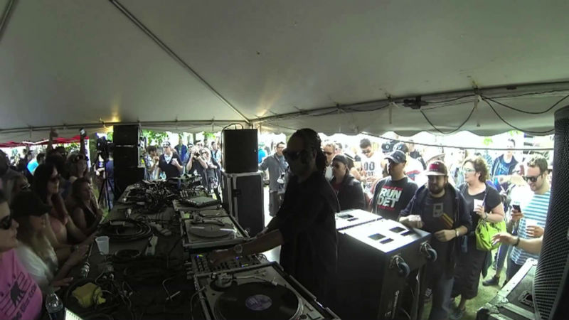 Stacey Pullen Boiler Room @ movement 2013