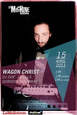 wagon christ @la Machine