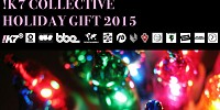!K7 Collective holiday gift compilation 2015
